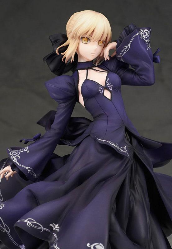 【在庫あり(8/12)】Fate/Grand Order セイバー/アルトリア・ペンドラゴン[オルタ] ドレスVer. アルター フィギュアが登場! 0208hobby-sm-IM003