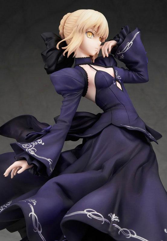【在庫あり(8/12)】Fate/Grand Order セイバー/アルトリア・ペンドラゴン[オルタ] ドレスVer. アルター フィギュアが登場! 0208hobby-sm-IM004