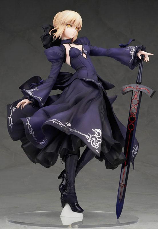 【在庫あり(8/12)】Fate/Grand Order セイバー/アルトリア・ペンドラゴン[オルタ] ドレスVer. アルター フィギュアが登場! 0208hobby-sm-IM005