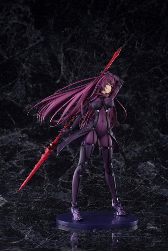 Fate/Grand Order ランサー/スカサハ プラム フィギュアが再販で予約開始!抜群のプロポーションを忠実に再現! 1029hobby-sukasaha-IM003