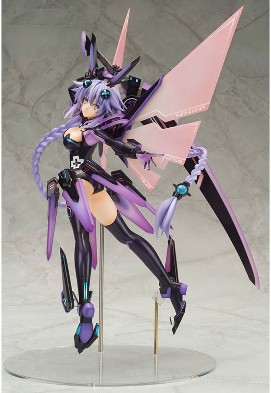 アルター「超次元ゲイム ネプテューヌ パープルハート」フィギュアが登場!大振りな武器を構えた、セクシーながらも凛々しい姿で立体化! 0414hobby-purple-IM004