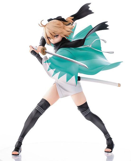 アクアマリン「Fate/Grand Order セイバー/沖田総司」フィギュア が再々販で予約開始! 0612hobby-saber-IM001