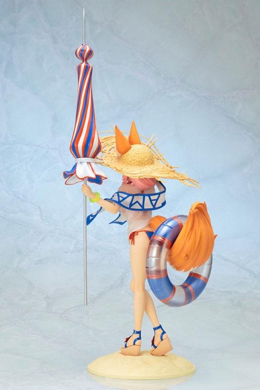 Fate/GO ランサー/玉藻の前 コトブキヤ フィギュア が再販で予約開始!Tシャツとタオルは着脱可能! 0207hobby-tamamo-IM005