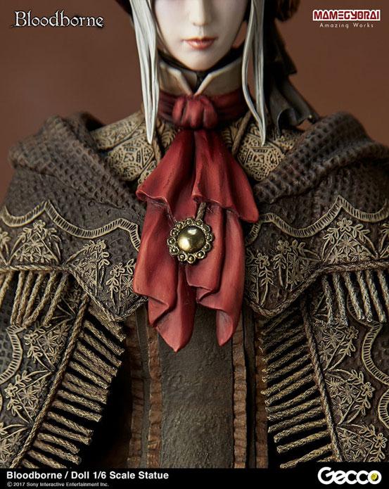 Gecco「Bloodborne ブラッドボーン/ 人形 スタチュー」が予約開始!フロム・ソフトウェア完全監修! 0705hobby-bb-IM006
