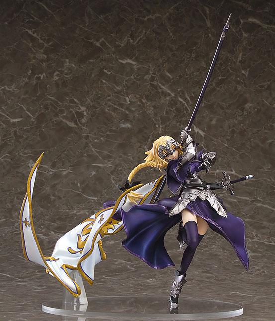 Fate/Apocrypha ジャンヌ・ダルク マックスファクトリー フィギュアが登場!超大な旗の迫力のある造形で立体化! 0711hobby-jane-IM001