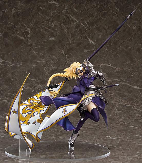 Fate/Apocrypha ジャンヌ・ダルク マックスファクトリー フィギュアが登場!超大な旗の迫力のある造形で立体化! 0711hobby-jane-IM002