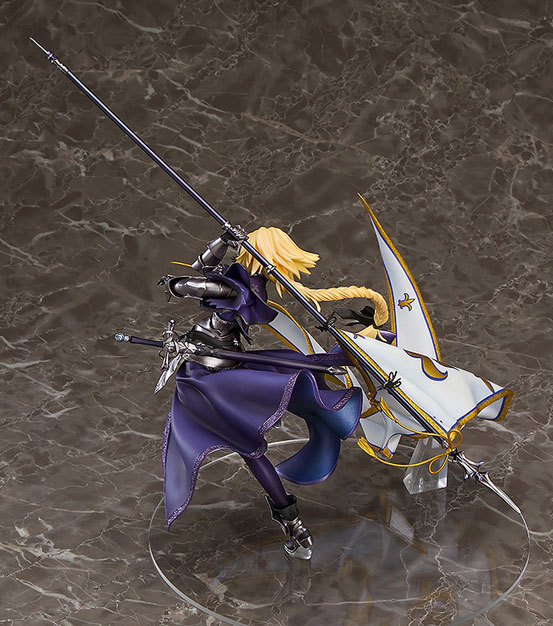 Fate/Apocrypha ジャンヌ・ダルク マックスファクトリー フィギュアが登場!超大な旗の迫力のある造形で立体化! 0711hobby-jane-IM003
