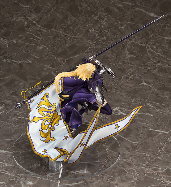 Fate/Apocrypha ジャンヌ・ダルク マックスファクトリー フィギュアが登場!超大な旗の迫力のある造形で立体化! 0711hobby-jane-IM004