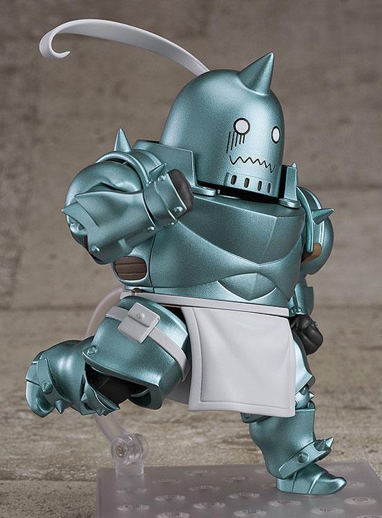 グッスマ「ねんどろいど 鋼の錬金術師FA アルフォンス・エルリック」が予約開始!ネコも2匹付属!鎧の頭は目が動く仕様に! 0719hobby-al-IM003