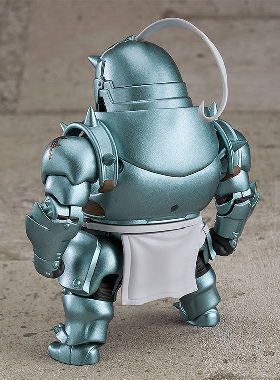 グッスマ「ねんどろいど 鋼の錬金術師FA アルフォンス・エルリック」が予約開始!ネコも2匹付属!鎧の頭は目が動く仕様に! 0719hobby-al-IM005