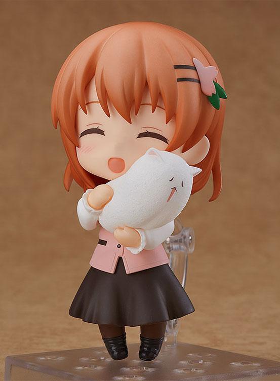 グッスマ「ねんどろいど ご注文はうさぎですか?? ココア」が予約開始!ウサギの「ティッピー」などが付属! 0725hobby-kokoa-IM004
