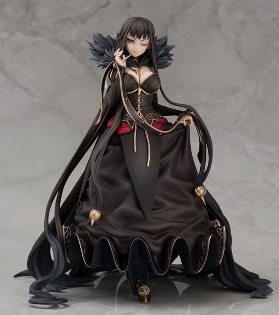 "Fate/Apocrypha ""赤""のアサシン セミラミス ファニーナイツ フィギュアが再販予約開始!魔性の魅力を見事に再現! 0727hobby-fate-a-IM003"