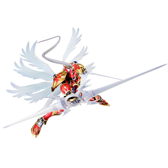 デジモンテイマーズ デュークモン:クリムゾンモード フィギュアが一部店舗限定で登場!白い翼を身に纏い、細部までこだわった鎧姿で立体化! 0728hobby-gem-IM002