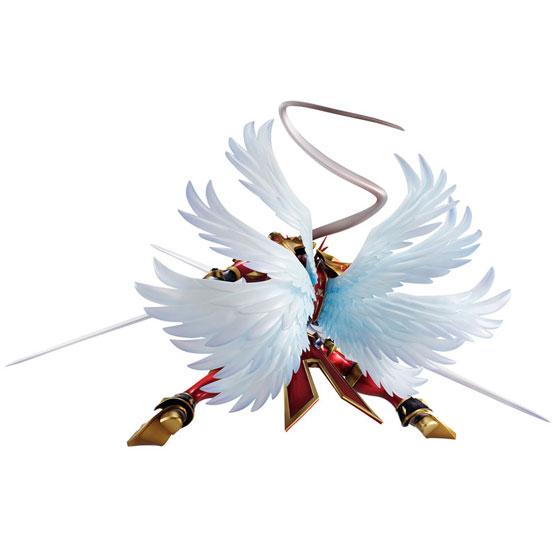 デジモンテイマーズ デュークモン:クリムゾンモード フィギュアが一部店舗限定で登場!白い翼を身に纏い、細部までこだわった鎧姿で立体化! 0728hobby-gem-IM004