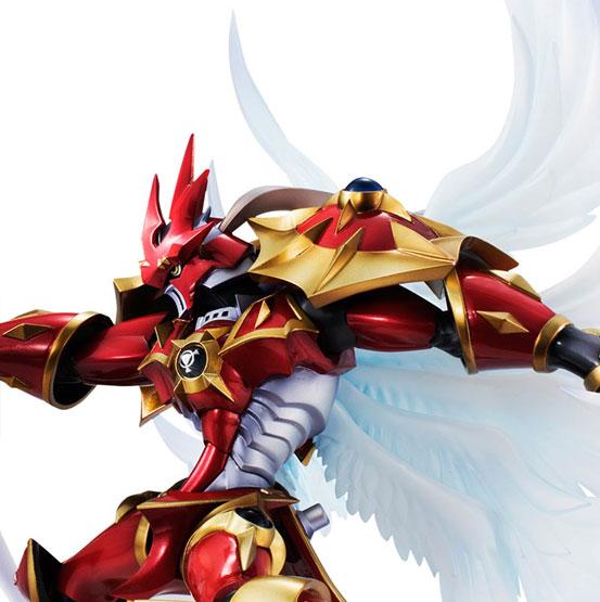 デジモンテイマーズ デュークモン:クリムゾンモード フィギュアが一部店舗限定で登場!白い翼を身に纏い、細部までこだわった鎧姿で立体化! 0728hobby-gem-IM006