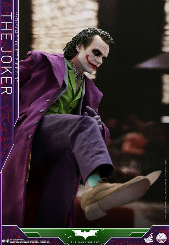 ホットトイズ「クオーター・スケール ダークナイト ジョーカー 可動フィギュア」が予約開始!ヒース・レジャー版ジョーカー! 0729hobby-joker-IM002