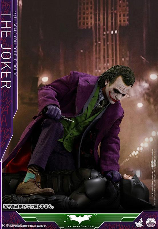 ホットトイズ「クオーター・スケール ダークナイト ジョーカー 可動フィギュア」が予約開始!ヒース・レジャー版ジョーカー! 0729hobby-joker-IM003