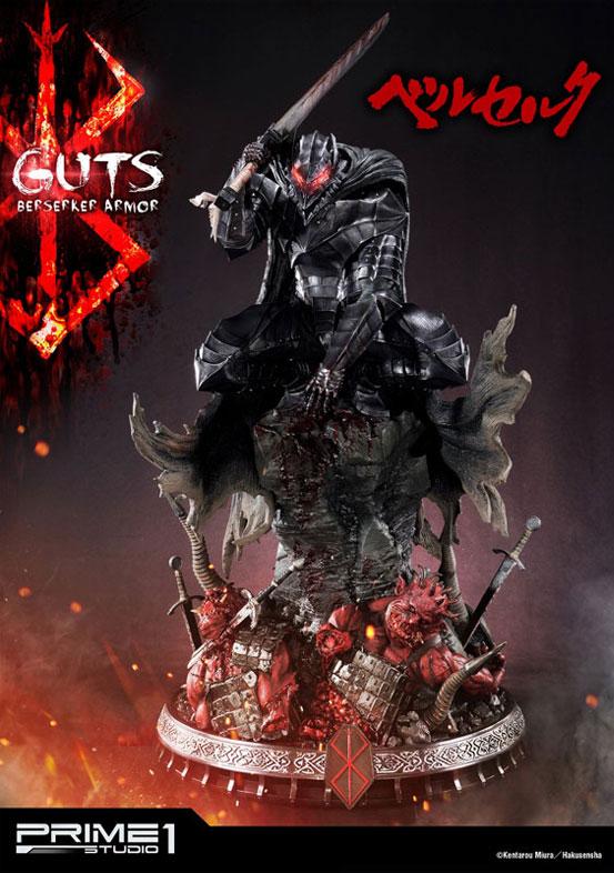 プライム1スタジオ「アルティメットプレミアムマスターライン/ ベルセルク: 狂戦士 ガッツ スタチュー」が予約開始!公式ショップ限定のEX版もあり! 0915hobby-guts-IM002