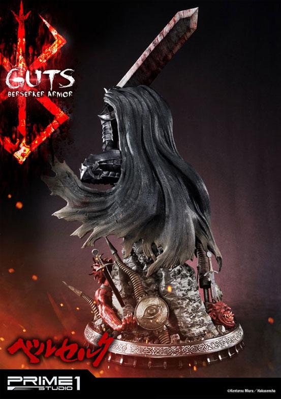 プライム1スタジオ「アルティメットプレミアムマスターライン/ ベルセルク: 狂戦士 ガッツ スタチュー」が予約開始!公式ショップ限定のEX版もあり! 0915hobby-guts-IM003