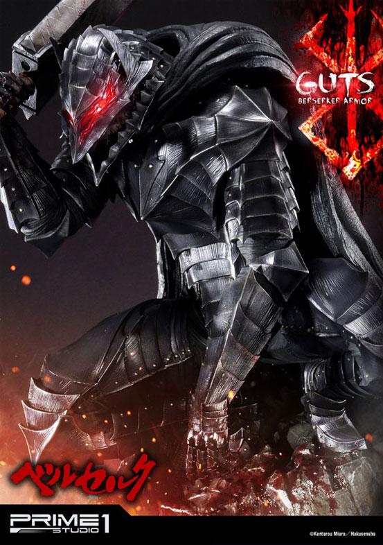 プライム1スタジオ「アルティメットプレミアムマスターライン/ ベルセルク: 狂戦士 ガッツ スタチュー」が予約開始!公式ショップ限定のEX版もあり! 0915hobby-guts-IM005