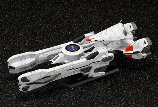 全長約28cm!機動戦艦ナデシコ Yユニット装備型 プラモデルが登場!新たに「エステバリス(空戦型)」を3機追加! 0929hobby-nadeshiko-IM001