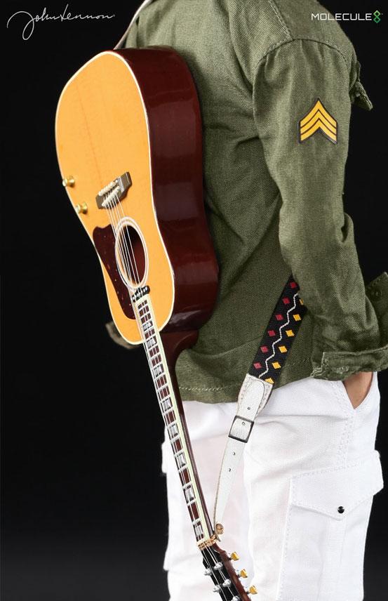 ジョン・レノン:イマジン 1/6スケールフィギュア が登場!愛用アコースティックギター(1962モデル)などが付属する豪華仕様! 1120hobby-john-IM003