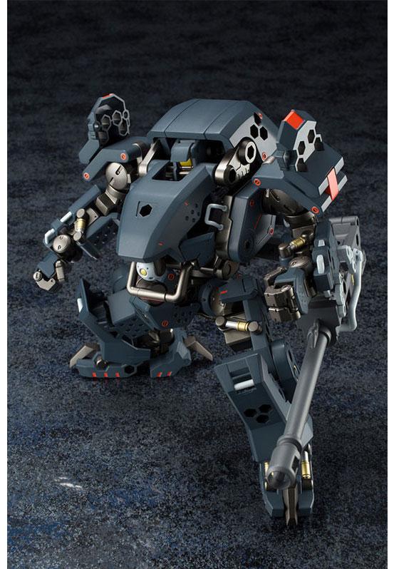 コトブキヤ「ヘキサギア バルクアームα(アルパ)」 キットブロックが登場!ギミックにこだわったクローズドコックピットタイプ! 1128hobby-hexa-IM003