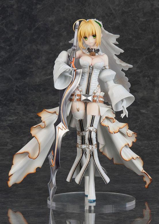 【ホビーサーチ 在庫あり(5/10)】Fate/Grand Order セイバー/ネロ・クラウディウス[ブライド] フレア フィギュアが登場! 1128hobby-nero-IM006
