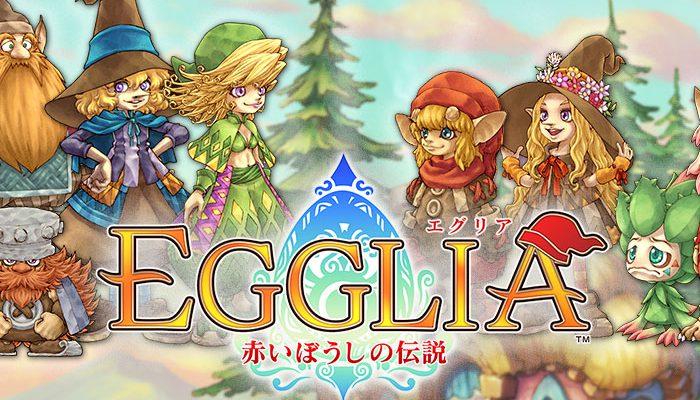 「エグリア」オリジナルサウンドトラック が登場!下村陽子&弘田佳孝による素晴らしい世界観を彩る珠玉の音楽集!