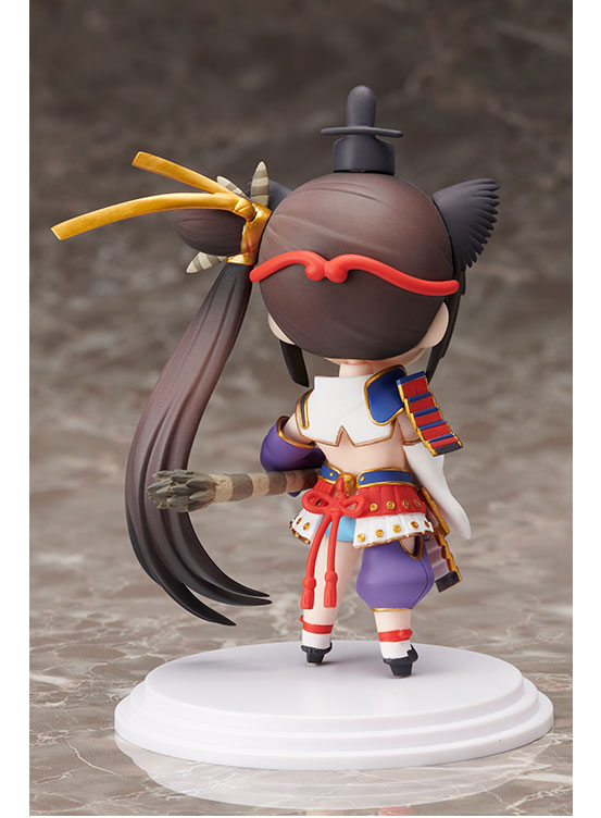 Fate/GO きゃらふぉるむ びよんど 牛若丸 フィギュアが登場!ディフォルメながら露出度の高さを忠実に再現! 1218hobby-ushiwaka-IM002