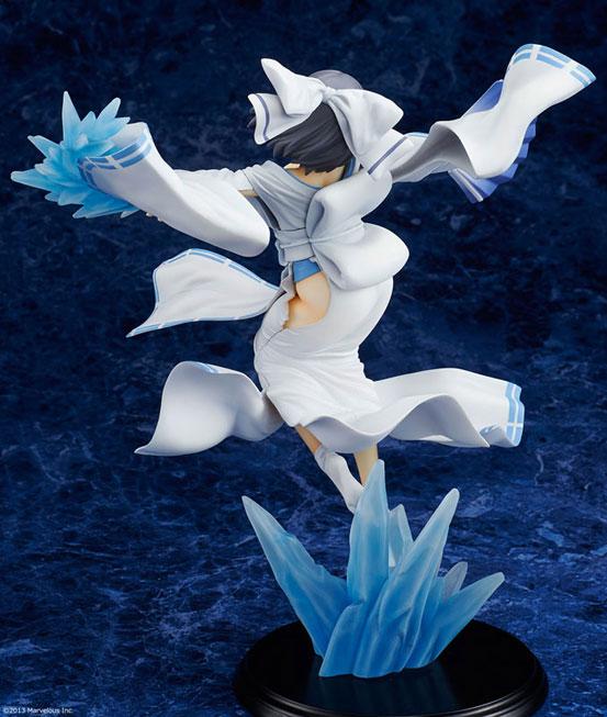 閃乱カグラ SHINOVI VERSUS 雪泉 フィギュアが予約開始!迫力満点のボディに躍動感のある着物とダイナミックな造形で立体化! 1225hobby-yukiizumi-IM03