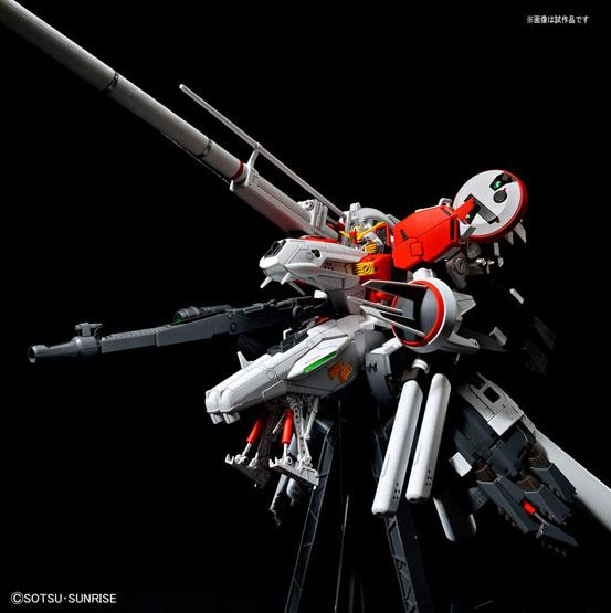 MG 1/100 PLAN303E ディープストライカー プラモデルが予約開始!メガ粒子砲は約54cmの圧巻サイズ![1/17画像追加] 0101hobby-MG-DS-IM003