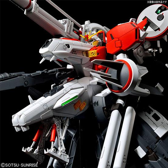 MG 1/100 PLAN303E ディープストライカー プラモデルが予約開始!メガ粒子砲は約54cmの圧巻サイズ![1/17画像追加] 0101hobby-MG-DS-IM005