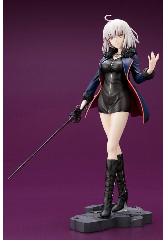 Fate/GO アヴェンジャー/ジャンヌ・オルタ 私服ver. フィギュアが予約開始!私服姿のセイバー・オルタも発売予定! 0109hobby-FGO-orta-IM004