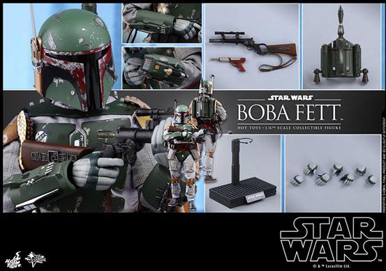 ムービー・マスターピース SW 帝国の逆襲 ボバ・フェット 可動フィギュアが予約開始!試作バージョンを再現可能な限定版もあり! 0112hobby-sw-BobaFett-IM004