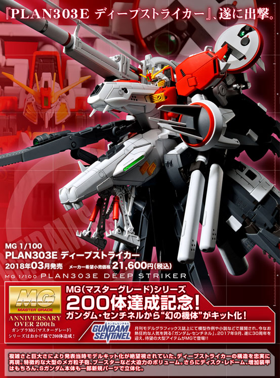 MG 1/100 PLAN303E ディープストライカー プラモデルが登場!メガ粒子砲は約54cmの圧巻サイズ! 0117hobby-deeps-IM001