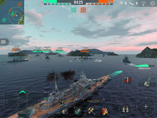 World of Warships Blitz や 三国ロマンス 乱世を終える少女 などが配信開始。1月18日・新作スマホゲームアプリ(無料/基本無料)情報まとめ。 0118new-game-IM001
