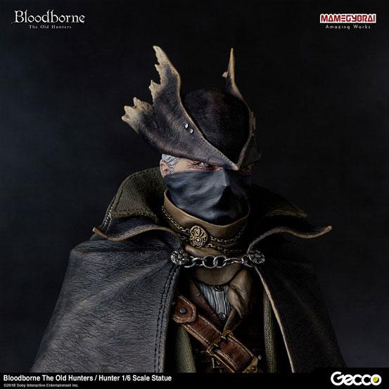 Bloodborne The Old Hunters/ 狩人 1/6 スケール スタチューが登場!DLC「オールドハンターズ」版として帰ってきた狩人! 0124hobby-bb-hunter-IM004