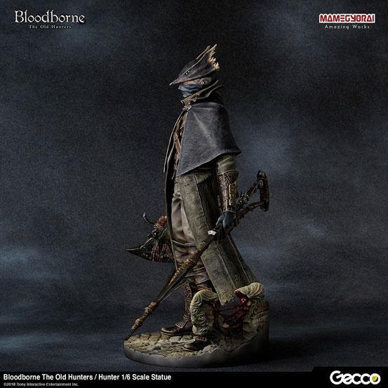 Bloodborne The Old Hunters/ 狩人 1/6 スケール スタチューが登場!DLC「オールドハンターズ」版として帰ってきた狩人! 0124hobby-bb-hunter-IM005