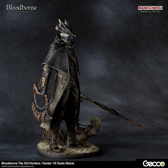 Bloodborne The Old Hunters/ 狩人 1/6 スケール スタチューが登場!DLC「オールドハンターズ」版として帰ってきた狩人! 0124hobby-bb-hunter-IM007