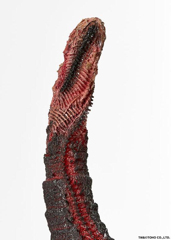 庵野秀明プロデュース シン・ゴジラ第4形態 雛型レプリカフィギュア ソフビの二次生産分が登場! 0125hobby-godzilla-IM005