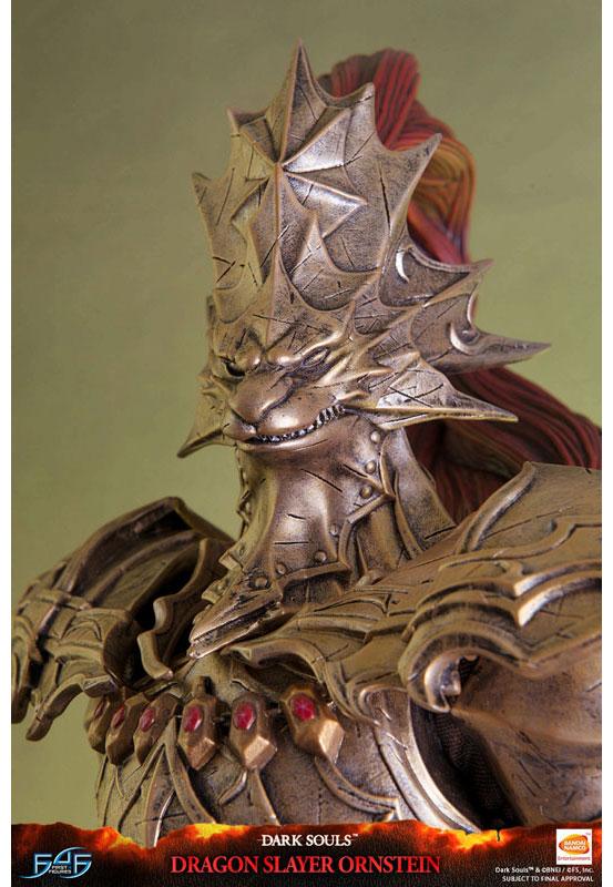 【入荷】ダークソウル/ 竜狩りオーンスタイン First 4 Figures スタチューが登場!全高約67cmのビッグサイズで立体化! 0126hobby-darksoul-IM004