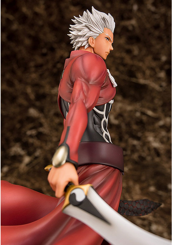 Fate/stay night アーチャー Route:Unlimited Blade Works フィギュアが予約開始!今までにないほど筋肉質かつ精悍な表情の「アーチャー」が登場! 0130hobby-emiya-IM004
