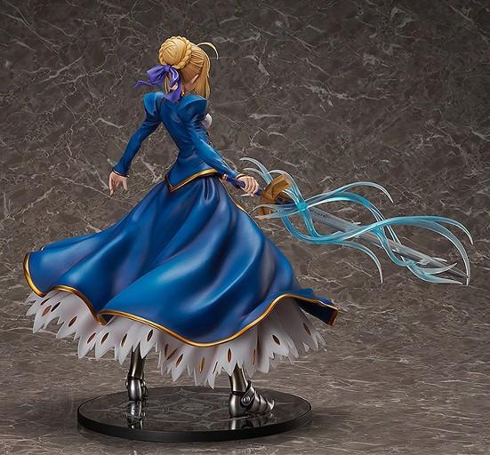【9月8日出荷・予約可(8/23)】Fate/Grand Order セイバー/アルトリア・ペンドラゴン フリーイング フィギュアが一部店舗限定で再販予約開始! 0204hobby-saber-IM003