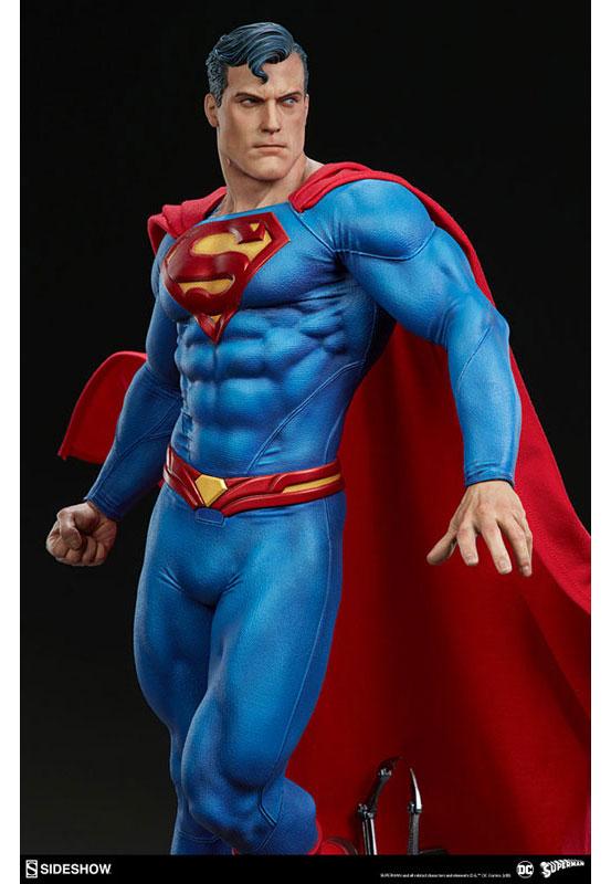 プレミアム・フォーマット・フィギュア スーパーマン サイドショウ が予約開始!高さ約66cmのビッグサイズなスタチュー! 0205hobby-superman-IM002