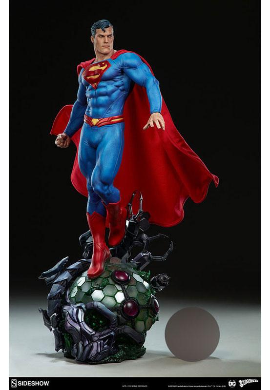 プレミアム・フォーマット・フィギュア スーパーマン サイドショウ が予約開始!高さ約66cmのビッグサイズなスタチュー! 0205hobby-superman-IM006
