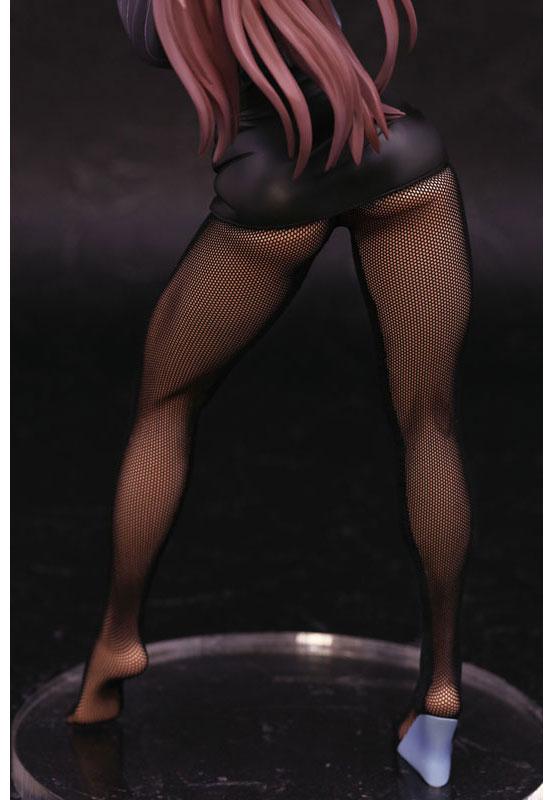 働くオンナの熟れた汗 「黒沢乙女」 A+ フィギュア が予約開始!腰から上のパーツを差し替えで、キャストオフ状態が再現可能! 0209hobby-otome-IM001