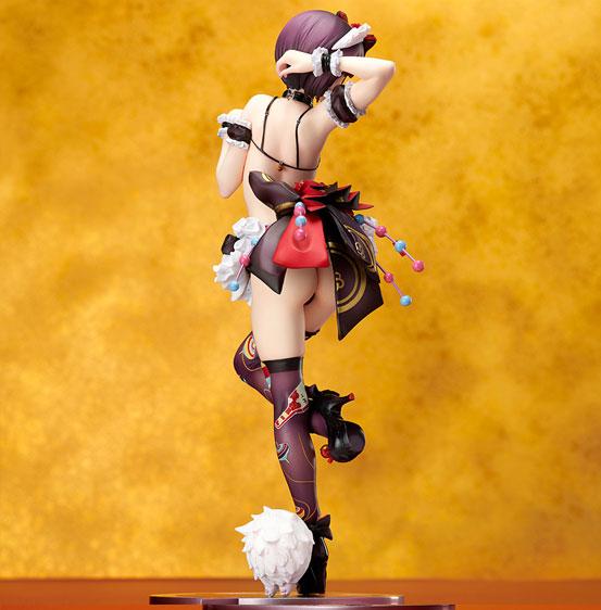 フィギュアの国のうしじまいい肉 ネイティブ フィギュア が公式/DMM限定で予約開始!斬新な和風衣装で立体化したコラボフィギュア! 0209hobby-usijima-IM002