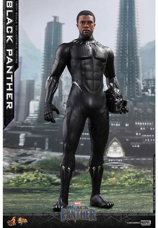 ムービー・マスターピース ブラックパンサー 『ブラックパンサー』 可動フィギュア が予約開始!LEDライトでスーツの紋様が浮かび上がる! 0214hobby-black-IM001