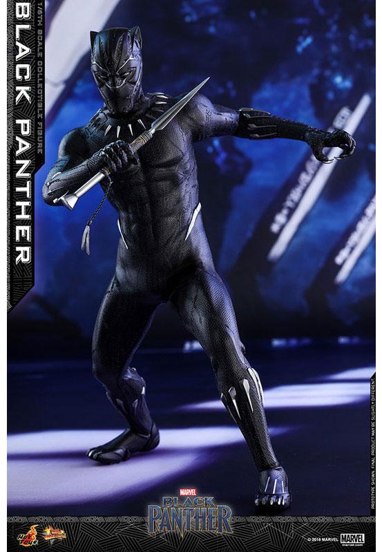 ムービー・マスターピース ブラックパンサー 『ブラックパンサー』 可動フィギュア が予約開始!LEDライトでスーツの紋様が浮かび上がる! 0214hobby-black-IM002